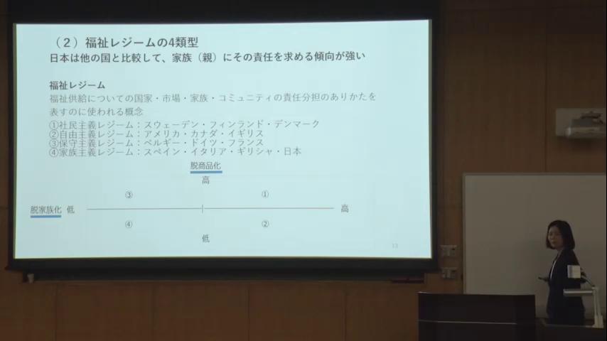 2020年度東京都立大学プレミアム・カレッジ講演会 若者の就業問題から8050問題へ:労働問題からみる私たちの社会